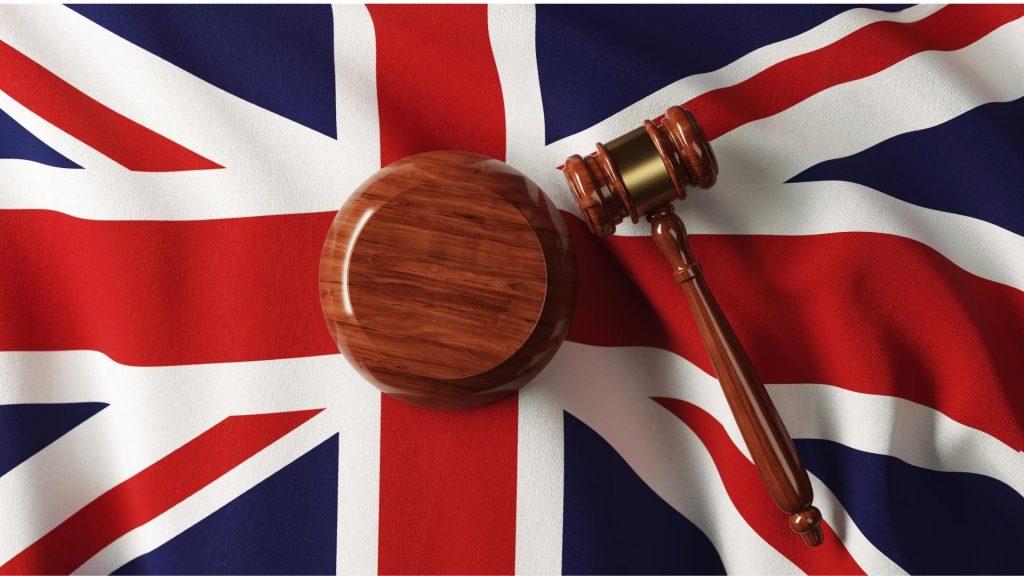 Image showing UK legislation