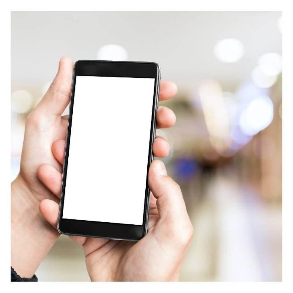 Image showing mobile phone camera
