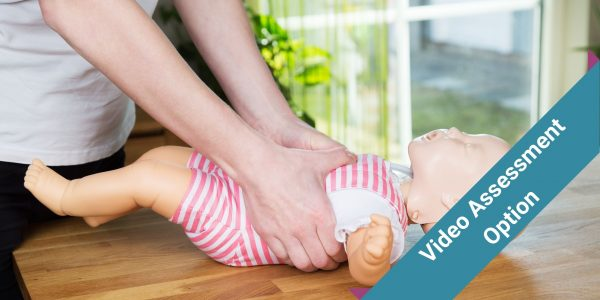 product image for Paediatric Basic Life Support & Use of an AED