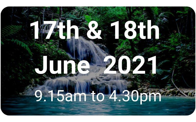 Intro TH 17th & 18th June