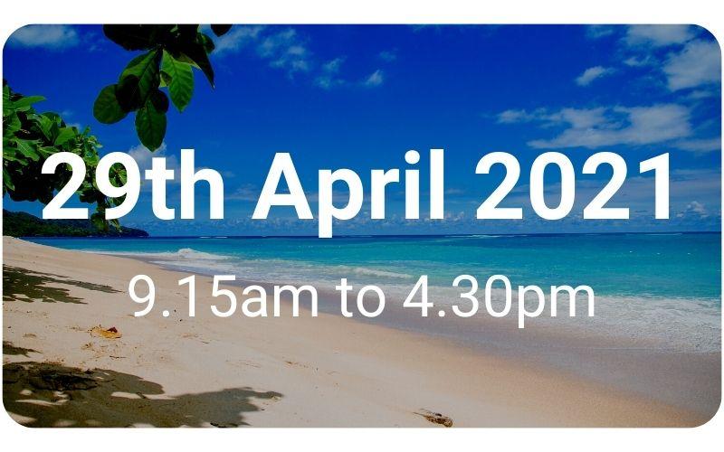Travel Health Update 29/04/21