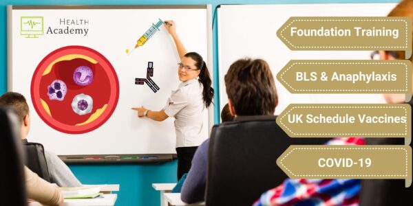 Product image for foundation of immunisation blended course