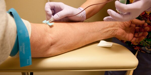 Product image for foundations of phlebotomy online course